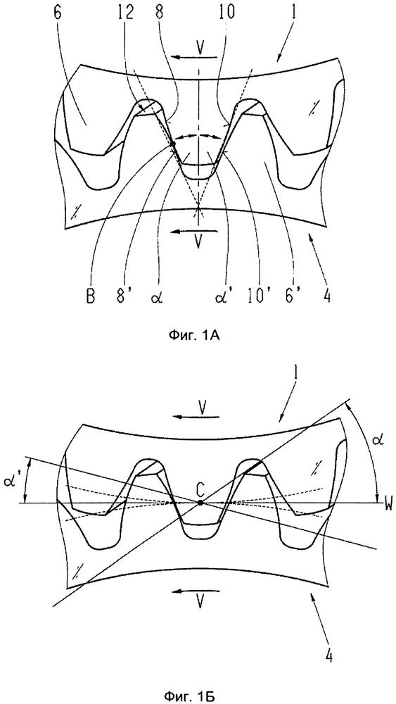 Комплект зубчатых колес, прежде всего для летательного аппарата с несущим винтом