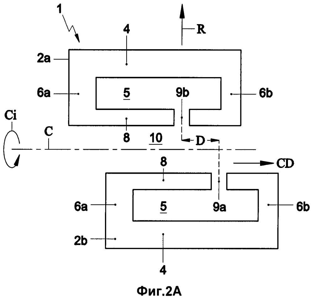 Цилиндрический резонатор устройства плазменного химического осаждения стекломатериала из паровой фазы на внутреннюю поверхность подложки в виде трубки