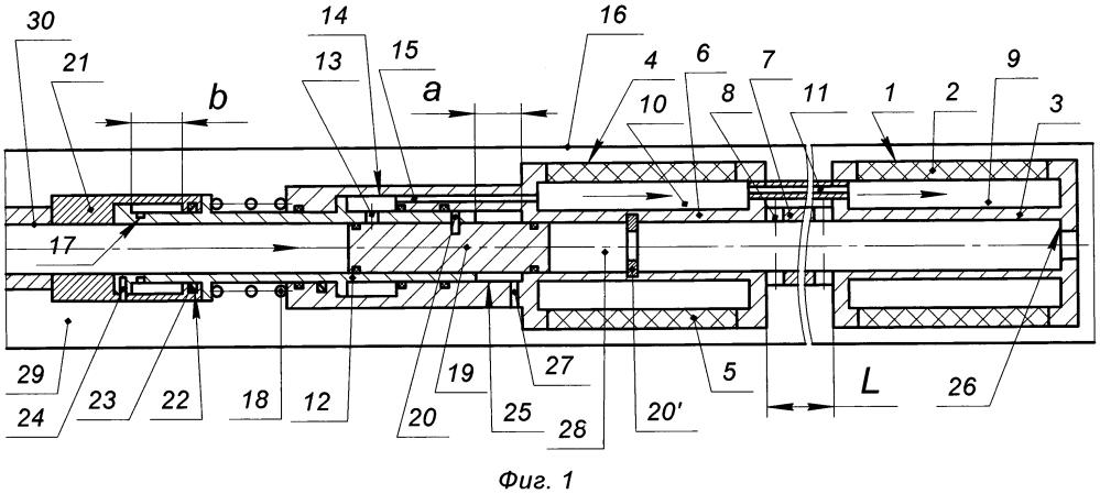 Устройство для поинтервальной обработки пласта в открытом горизонтальном стволе скважины