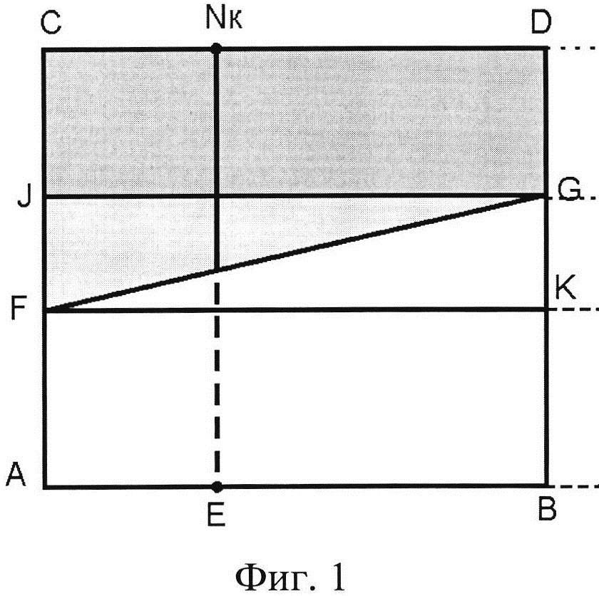Способ пропорционально-дифференцированного внесения удобрений