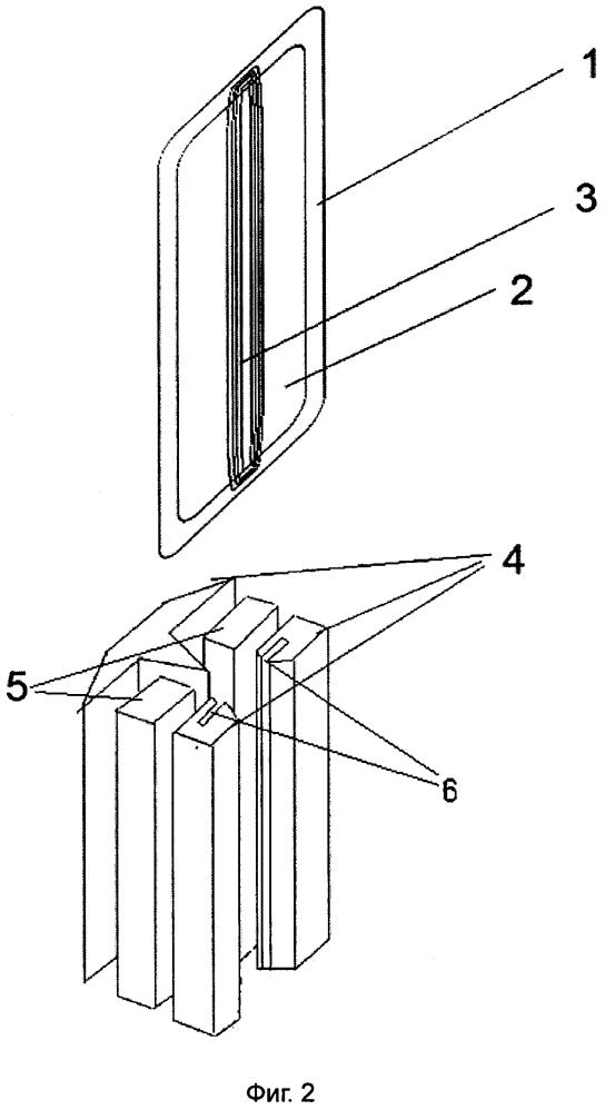 Двухсторонняя система охлаждения ленточного акустического преобразователя