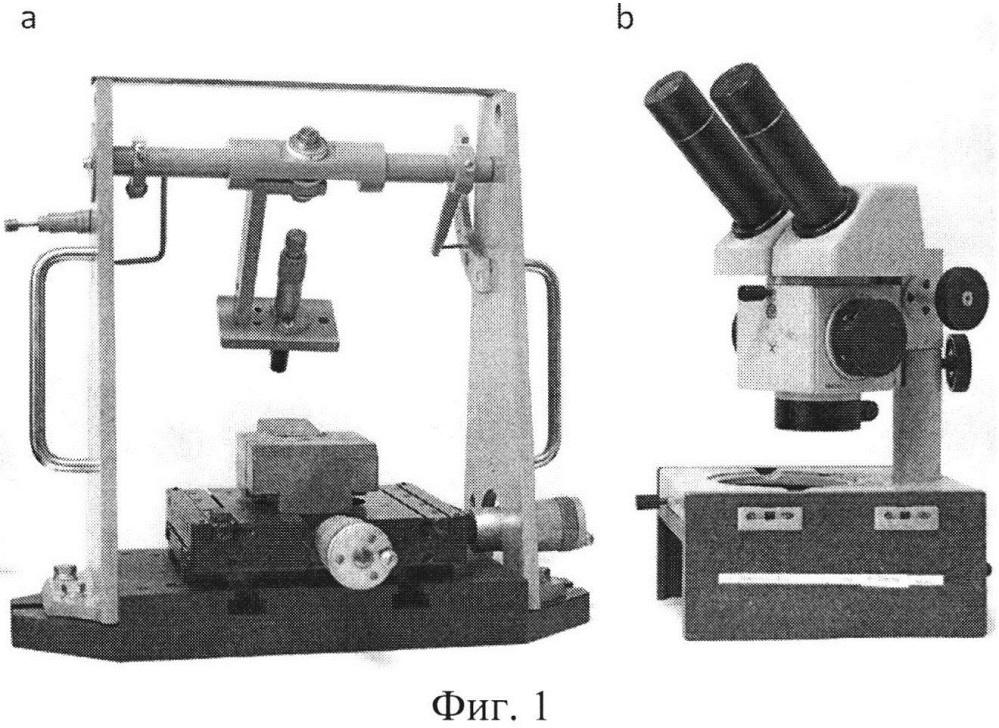 Способ применения устройства маятникового скрайбирования для получения корней стружек при резании