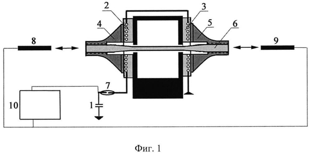 Устройство для испытания конструкционных материалов на динамическое растяжение