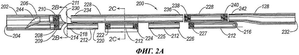 Соединительный узел многоствольной скважины высокого давления (варианты)