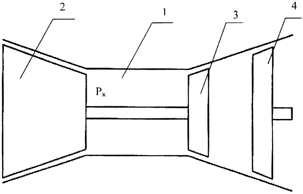 Способ защиты двухконтурного турбореактивного двигателя от помпажа при эксплуатации