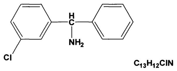 Способ получения мета-хлорбензгидриламина - полупродукта в синтезе противосудорожного препарата галодиф