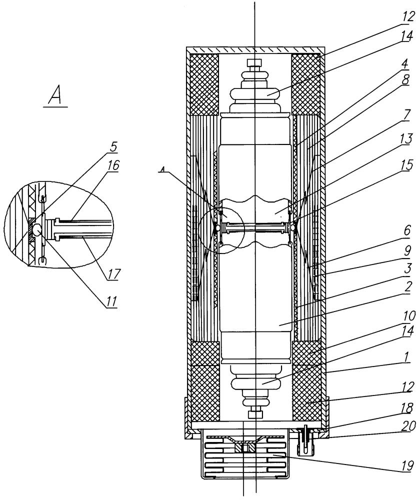 Импульсный нейтронный генератор