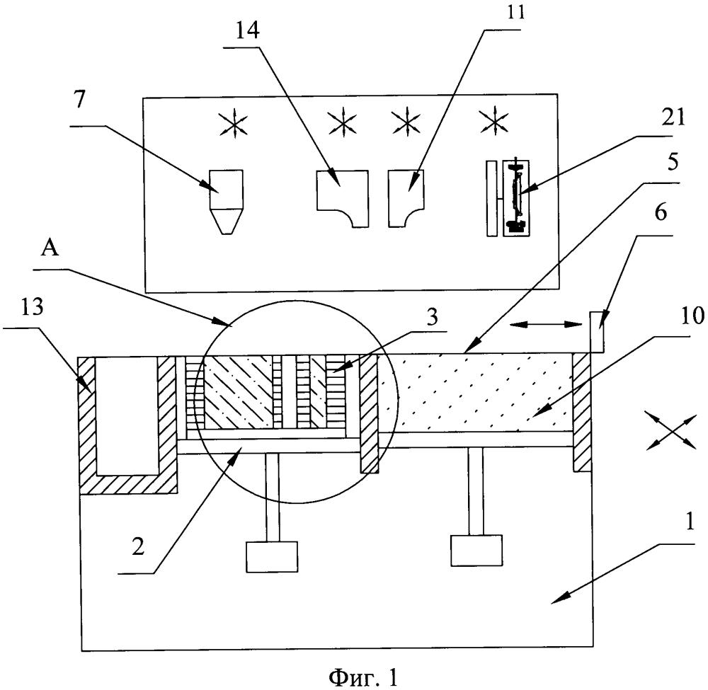 Способ изготовления объемных изделий и устройство для его осуществления