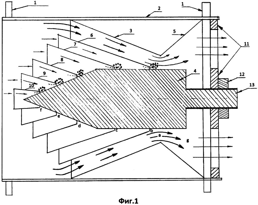 Кавитационный теплогенератор