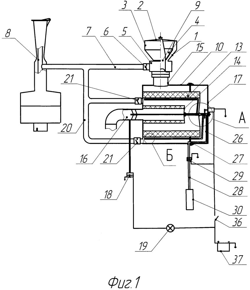 Воздухоочиститель двигателя внутреннего сгорания