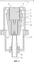 Комбинированная фильера для производства нановолокнистых и микроволокнистых материалов