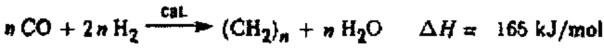 Катализатор и способ осуществления реакции фишера-тропша с его использованием