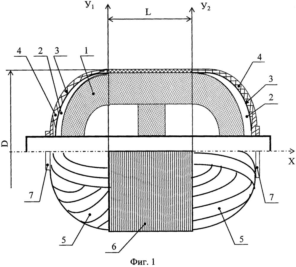 Способ изготовления корпуса ракетного двигателя твердого топлива