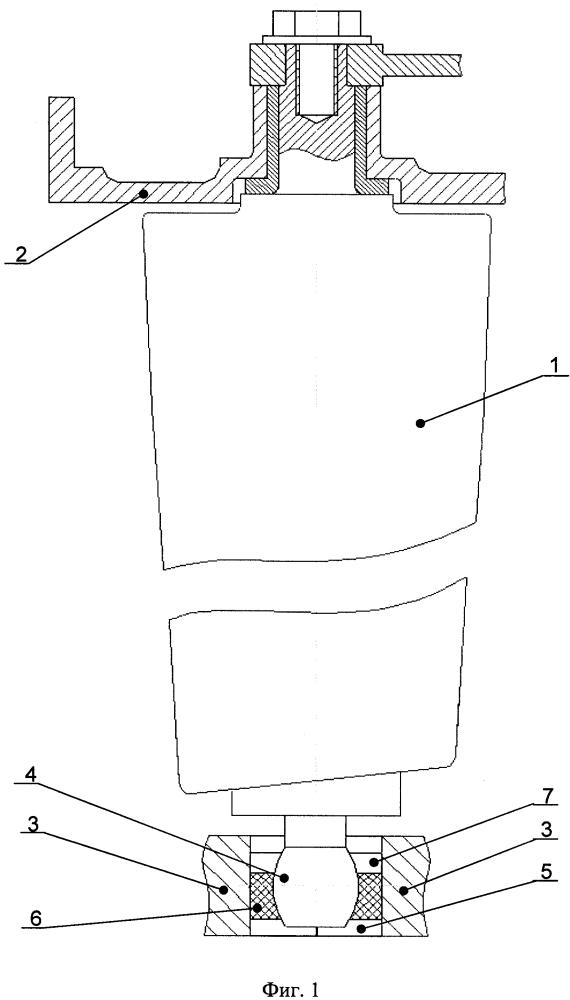 Регулируемый направляющий аппарат осевого компрессора турбомашины