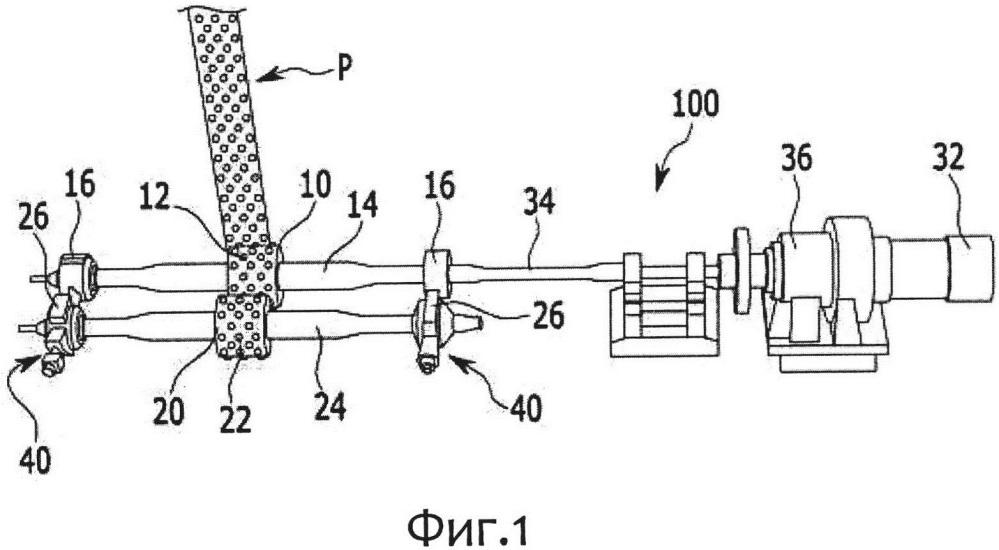 Устройство для разделения элементов листообразного горячебрикетированного железа