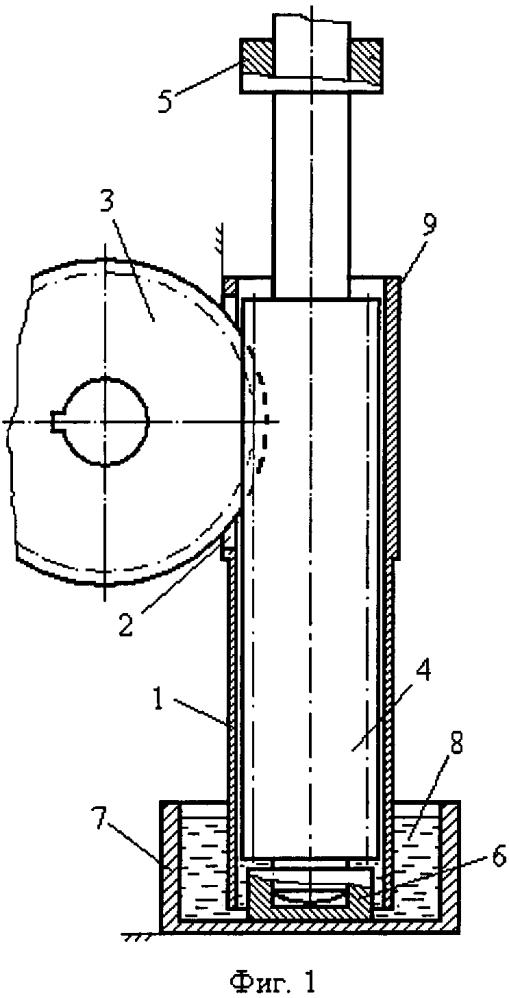 Способ смазки червячной передачи и устройство для его осуществления