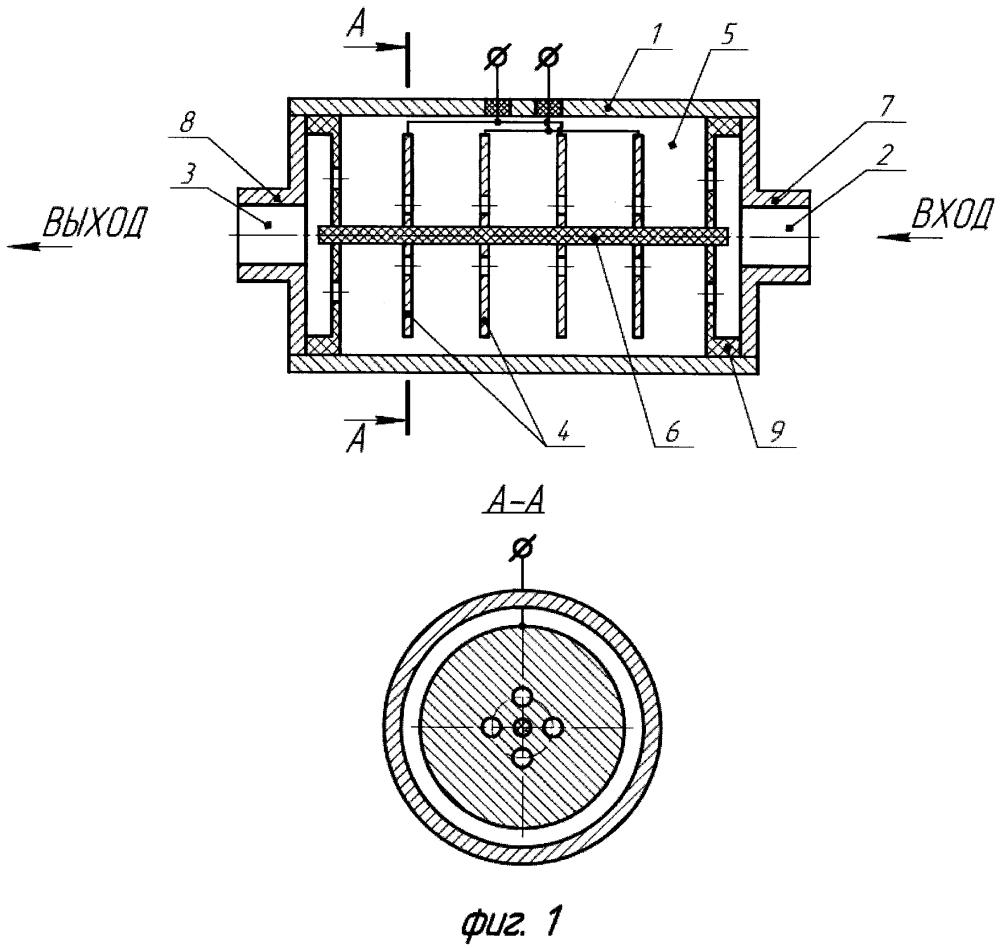 Устройство обработки жидкого углеводородного топлива для изменения его группового и фракционного состава под воздействием электрического поля (варианты)