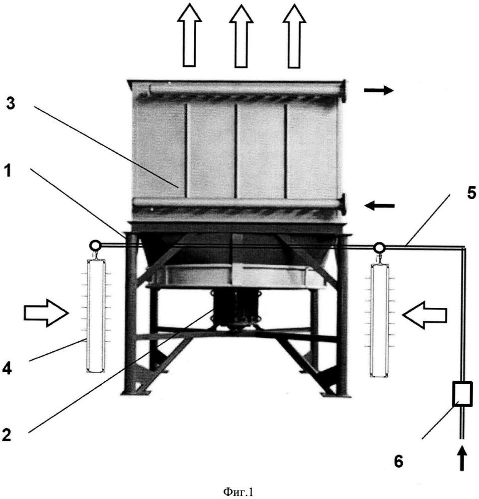 Устройство для предварительного охлаждения воздуха в аппаратах воздушного охлаждения