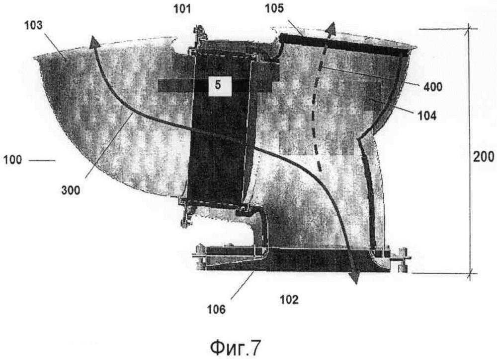 Устройство компенсации давления на летательном аппарате