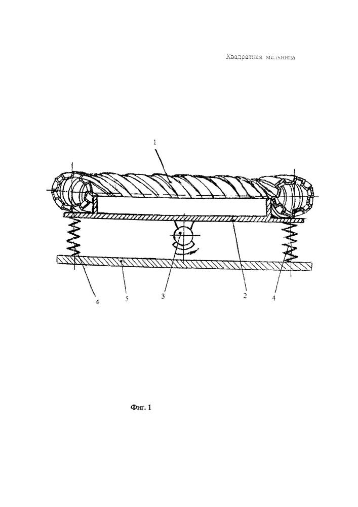 Квадратная мельница