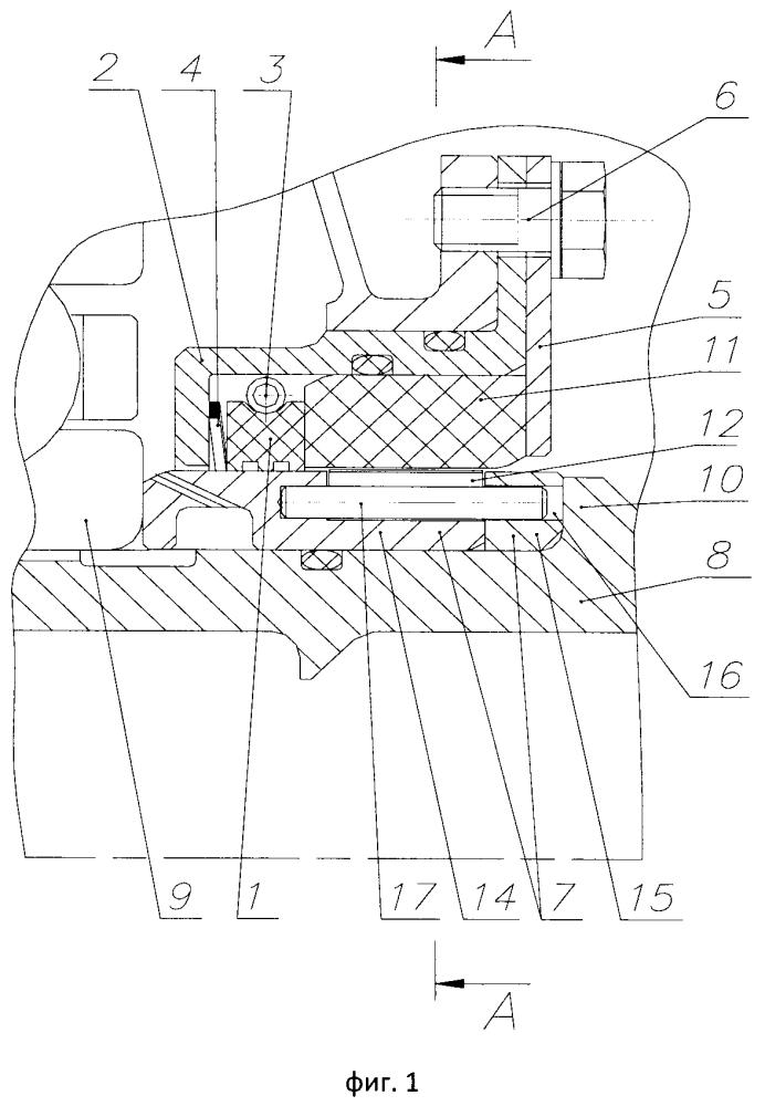 Комбинированное уплотнение ротора турбомашины
