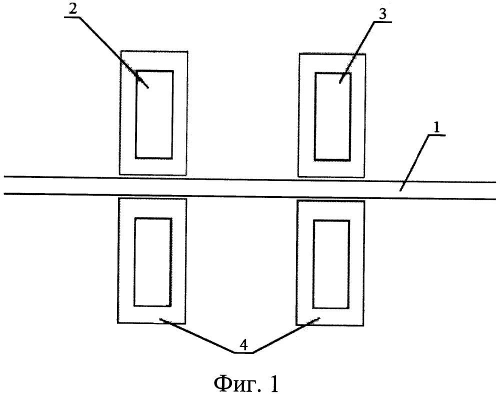 Устройство и способ определения толщины ледяных отложений на проводе