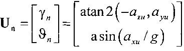 Бесплатформенная инерциальная курсовертикаль на чувствительных элементах высокой точности