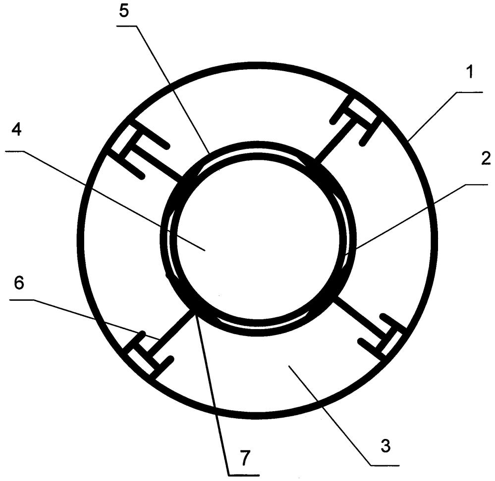 Многоканальный трубопровод