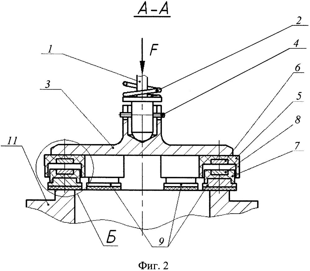 Устройство для шлифования уплотнительных поверхностей трубопроводной арматуры