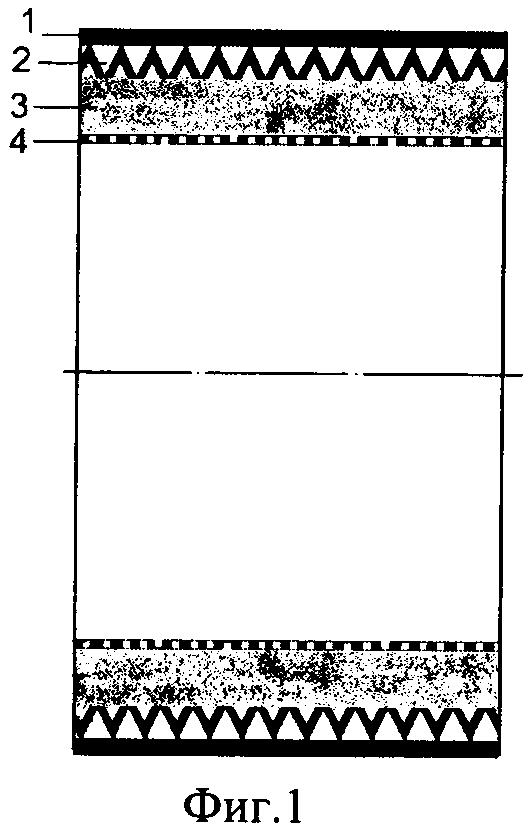 Звукопоглощающая конструкция кочетова кольцевого типа