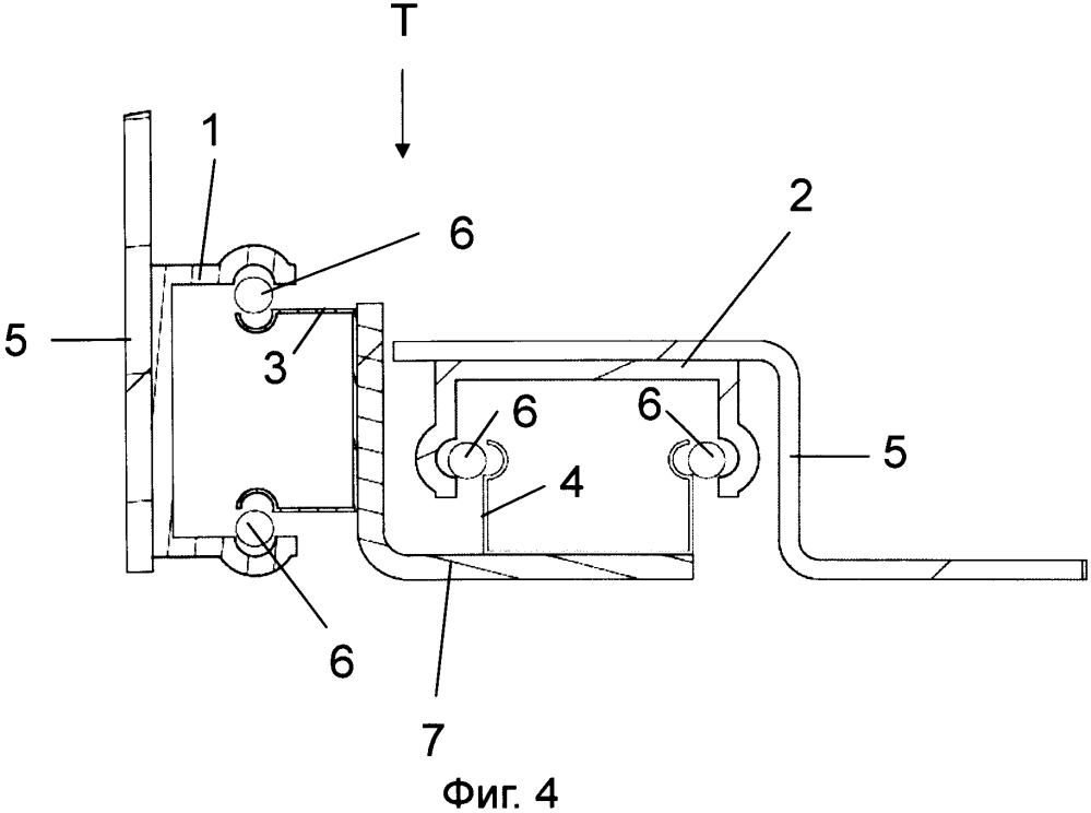 Усовершенствования, касающиеся телескопических двойных рельсовых направляющих