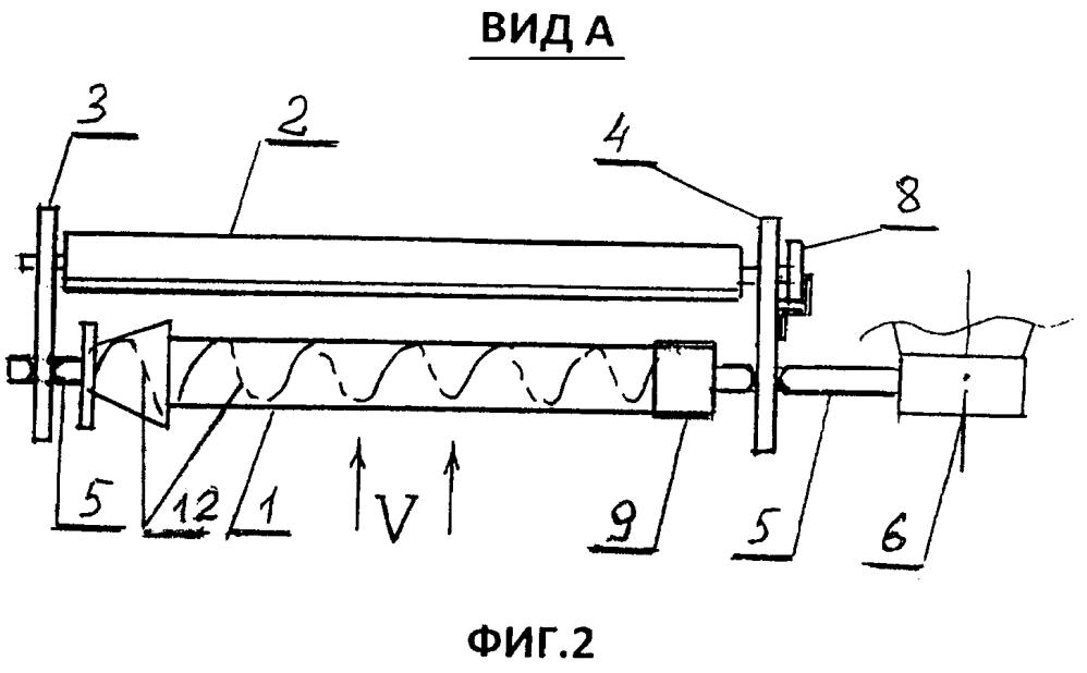 Ветрогидроэнергетическая установка с составными лопастями, использующая в потоке эффект магнуса (варианты)