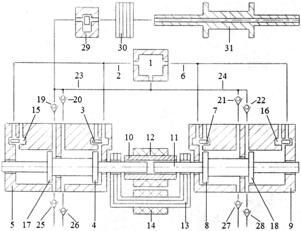 Способ охлаждения поршневых групп свободнопоршневого энергомодуля с внешней камерой сгорания