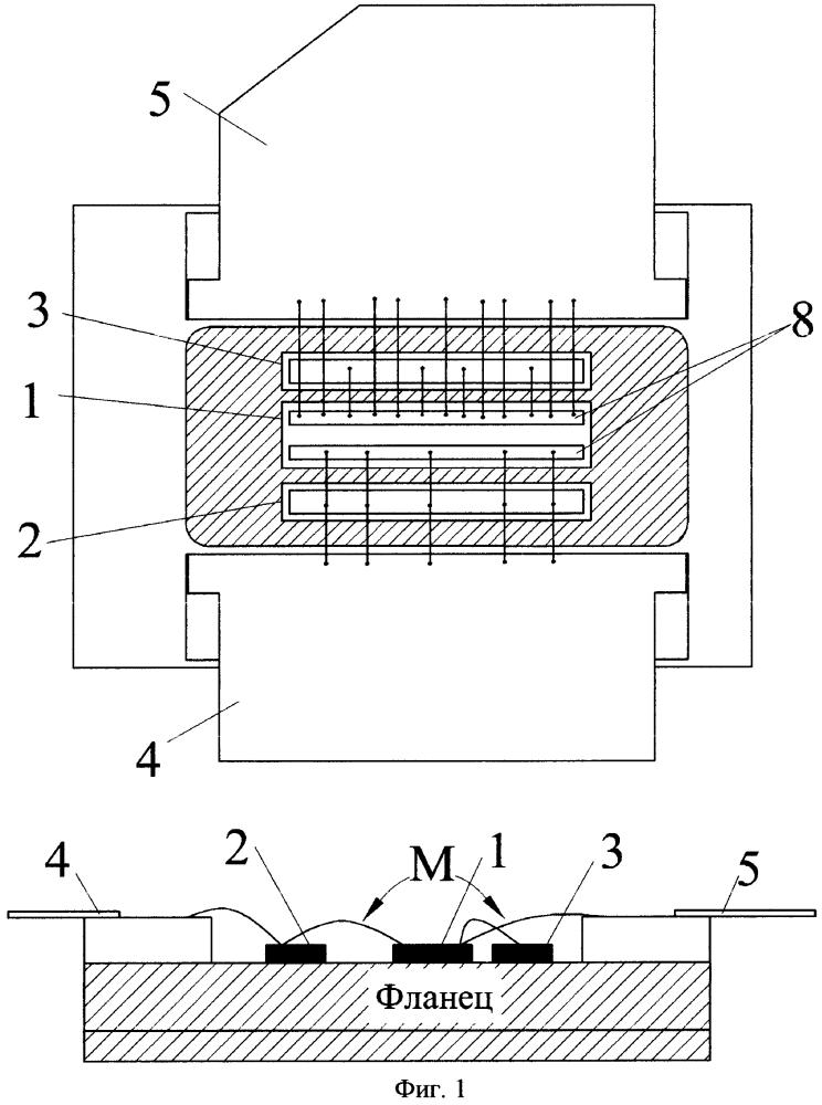 Мощный свч-транзистор