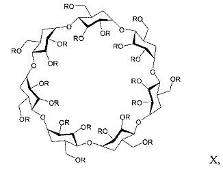 Композиции алкилированного циклодекстрина и способы их получения и применения