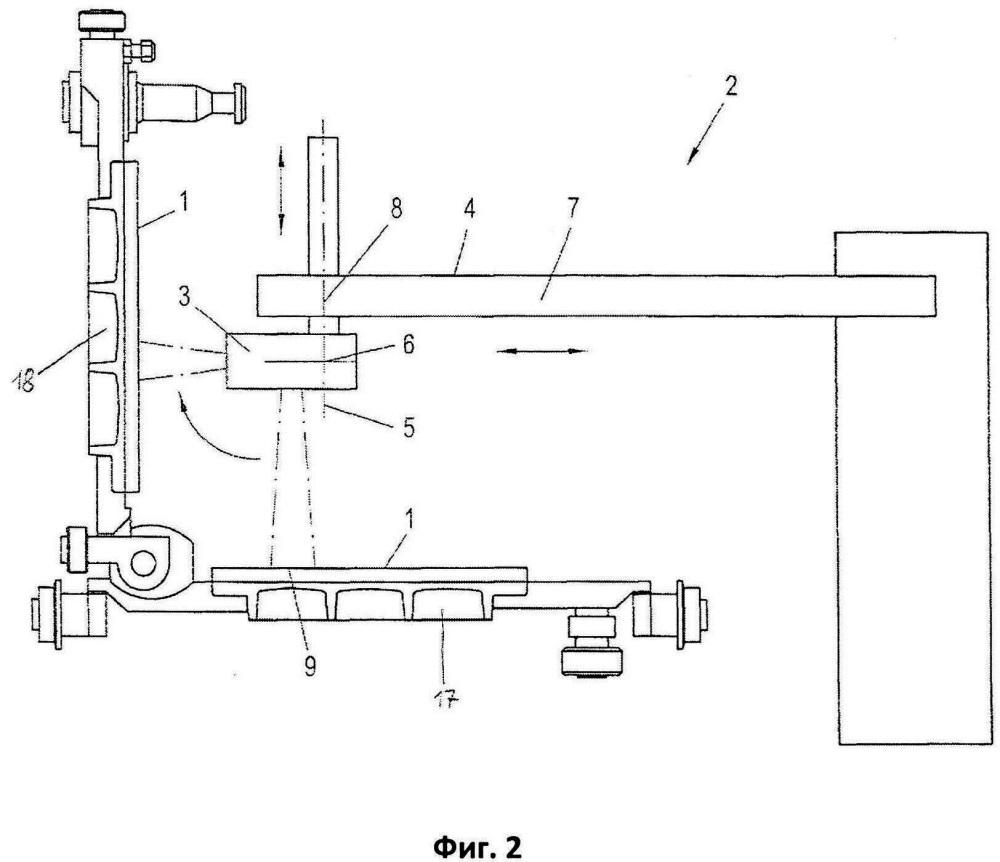 Способ и устройство для чистки площадей пода