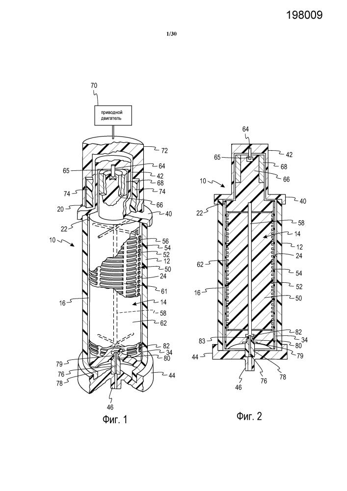 Устройства мембранного разделения, системы и способы, применяющие указанные устройства