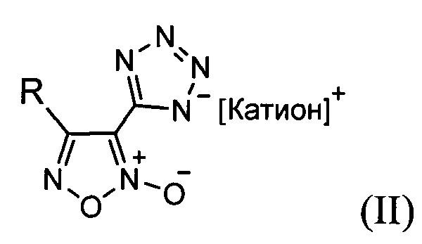 Ониевые соли 4-(1,1-динитроэтил-1-onn-азокси)-3-(1н-тетразол-5-ил)фуроксана и способы их получения