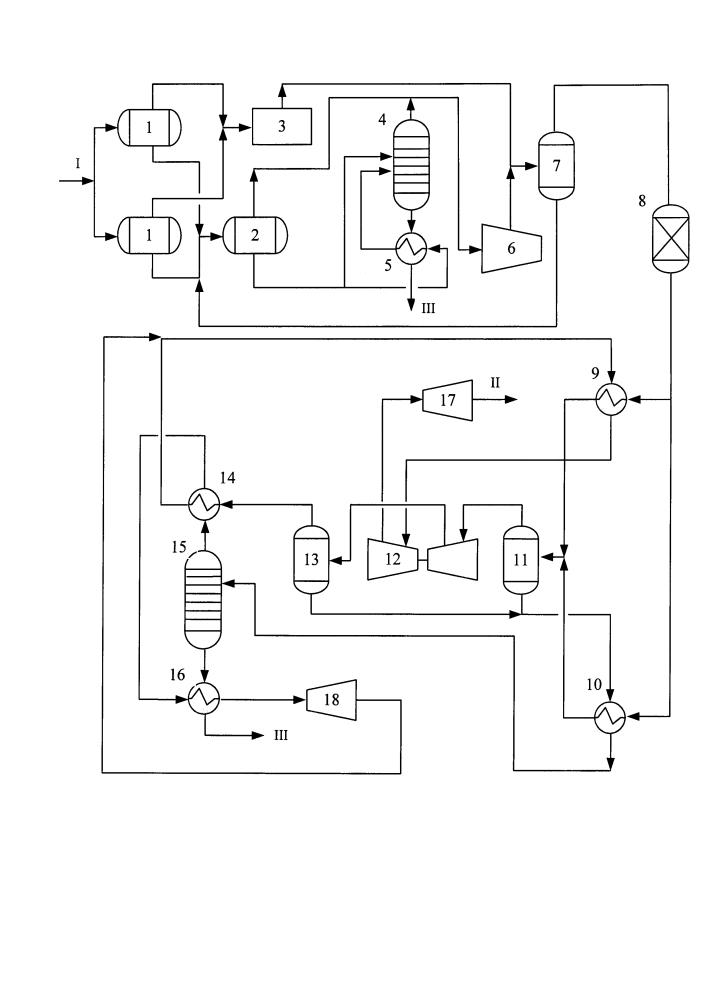 Способ комплексной подготовки газоконденсатных залежей с глубоким извлечением углеводородов с3+ и установка для его осуществления