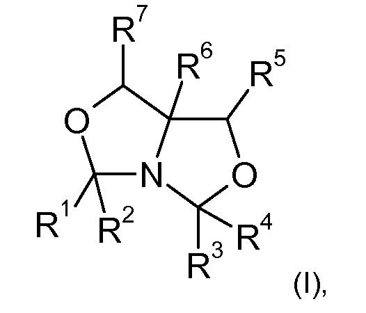 Комбинация 1-аза-3,7-диоксабицикло[3,3,0]октановых соединений и эфиров кремниевой кислоты и их применение в качестве предшественников душистых веществ