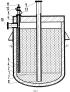 Реактор для каталитической паровой и пароуглекислотной конверсии углеводородов
