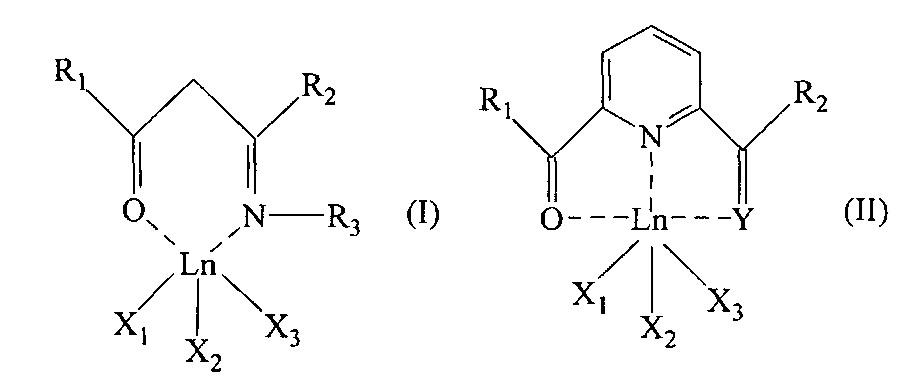 Оксо-азотсодержащий комплекс лантанидов, каталитическая система, содержащая указанный оксо-азотсодержащий комплекс, и способ (со)полимеризации конъюгированных диенов