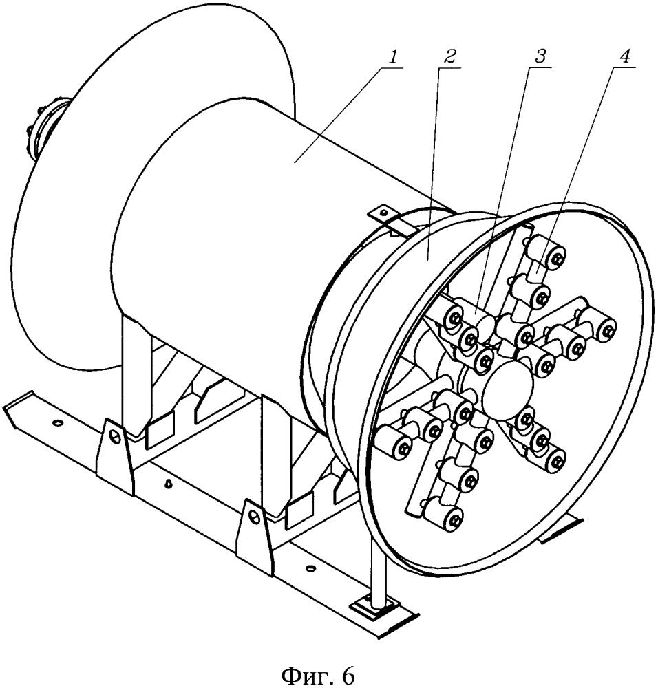 Горелочное устройство для сжигания сырой нефти