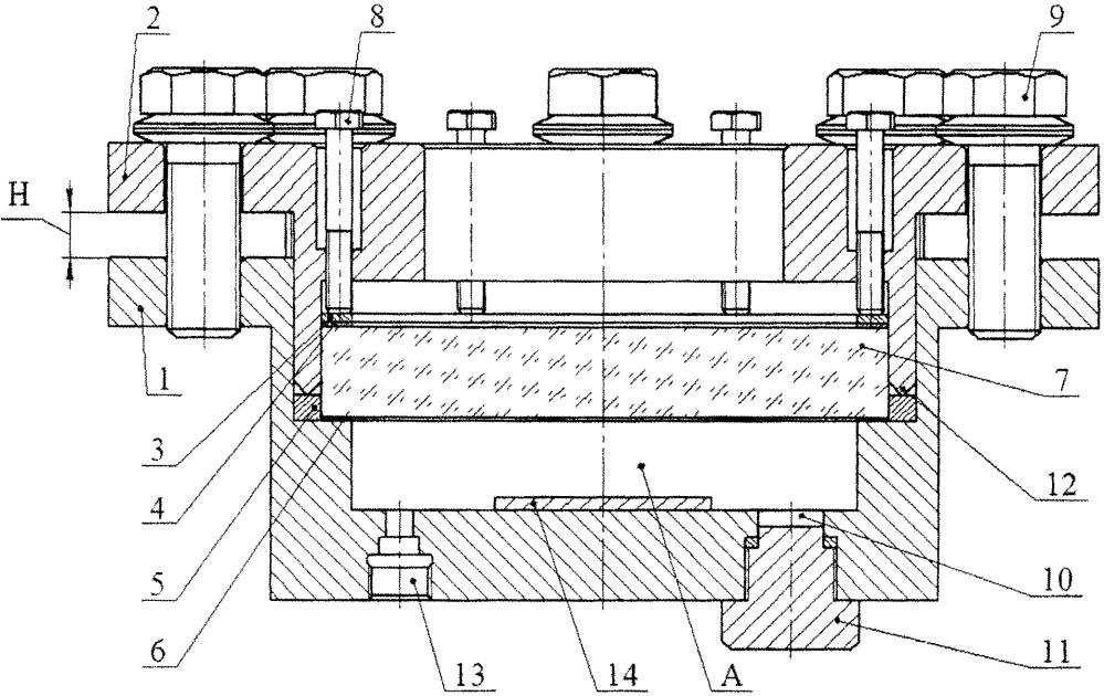 Способ герметизации разборного соединения и герметичное разборное соединение для его реализации