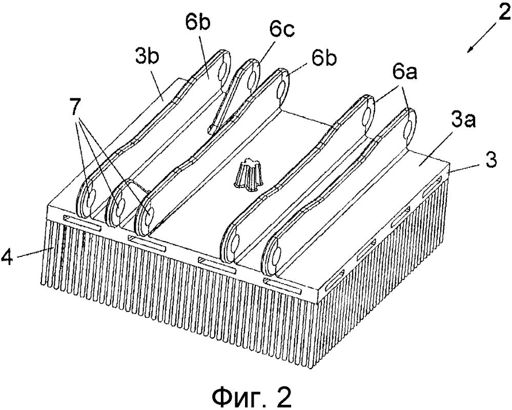 Пластиковая модульная и самостоятельно зацепляющаяся щетинная щетка