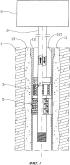 Подающее устройство для скважинного инструмента и способ осевой подачи скважинного инструмента