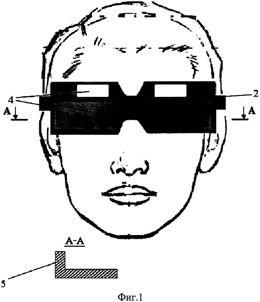 Очки для защиты от ионизирующего излучения