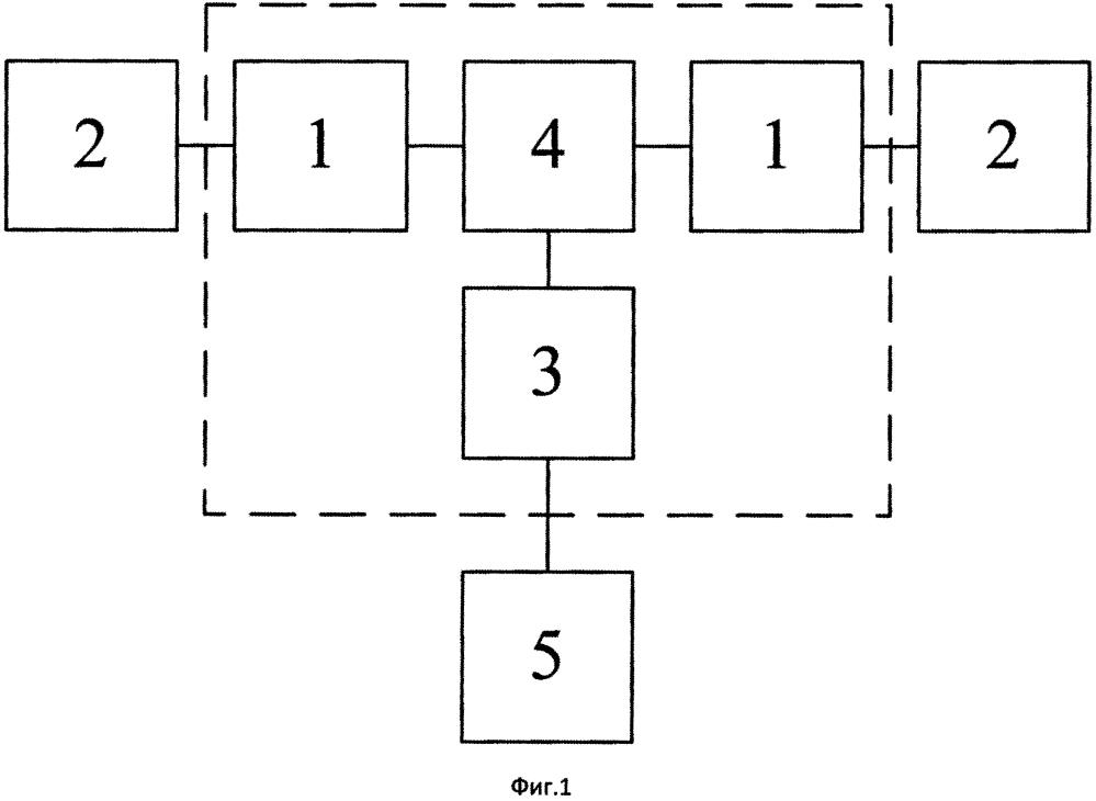 Сдвоенный дроссель-трансформатор