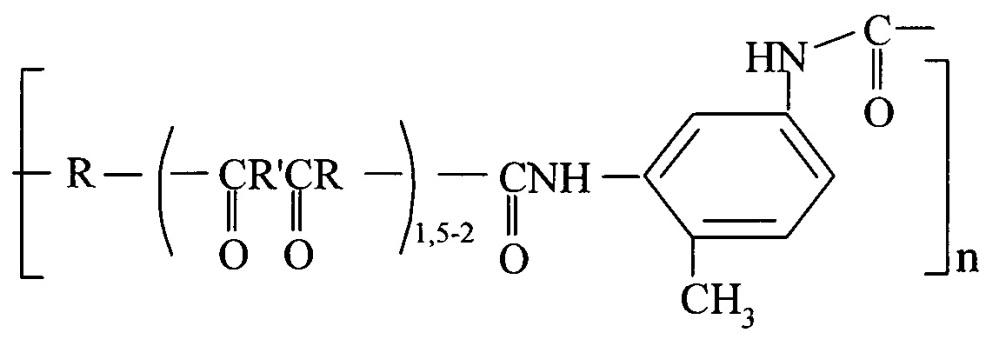 Полиамидомочевинные производные димеризованной жирной кислоты