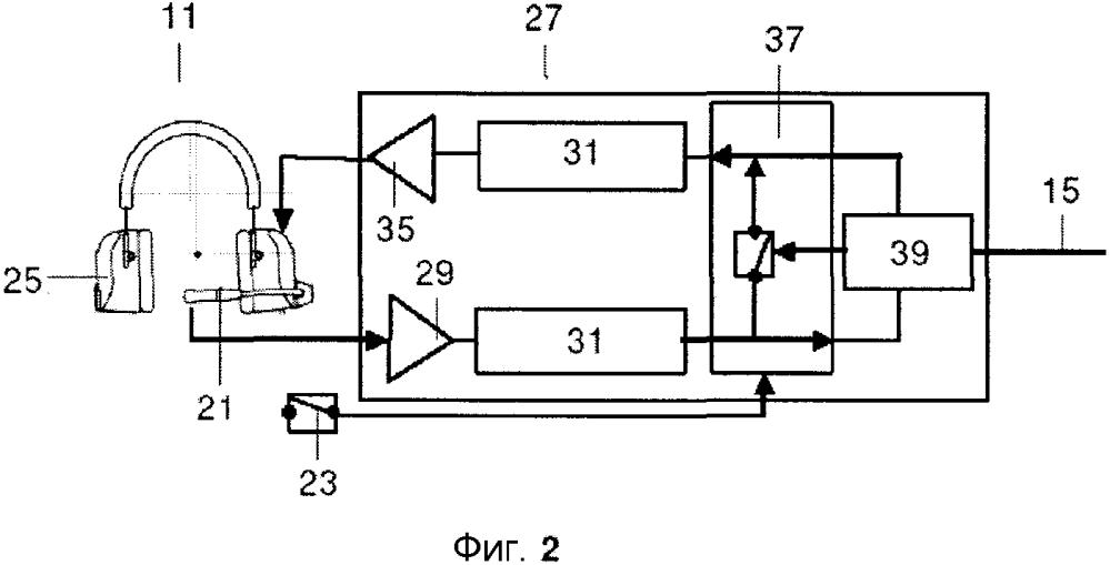 Цифровая аудиосистема летательного аппарата